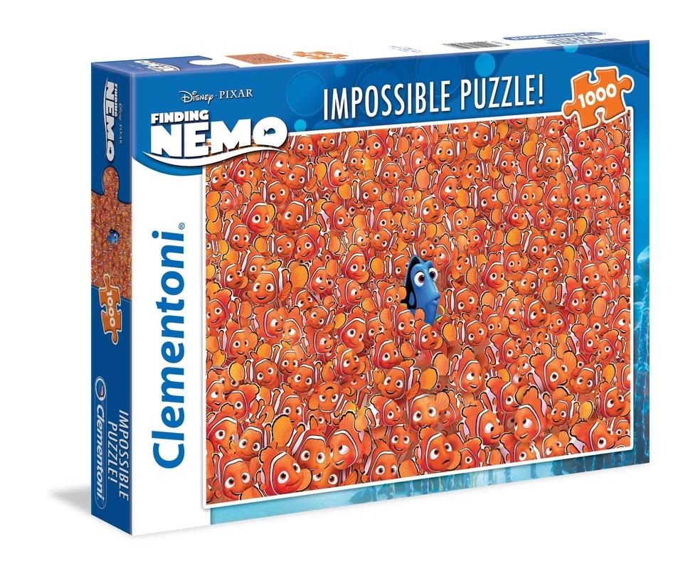 Clementoni Puzzle 1000 Nemo