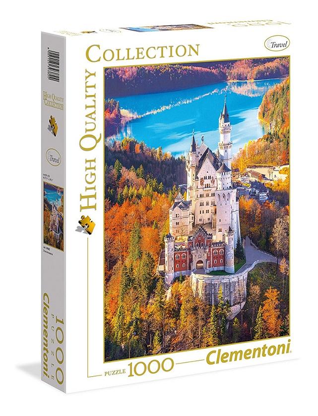 Clementoni Puzzle 1000 Neuschwanstein