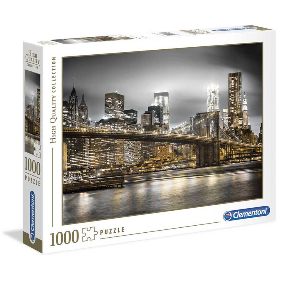 Clementoni Puzzle 1000 New York