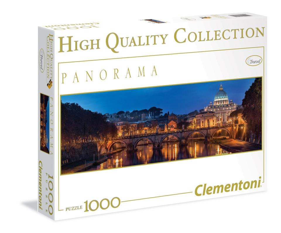 Clementoni Puzzle 1000 Rím