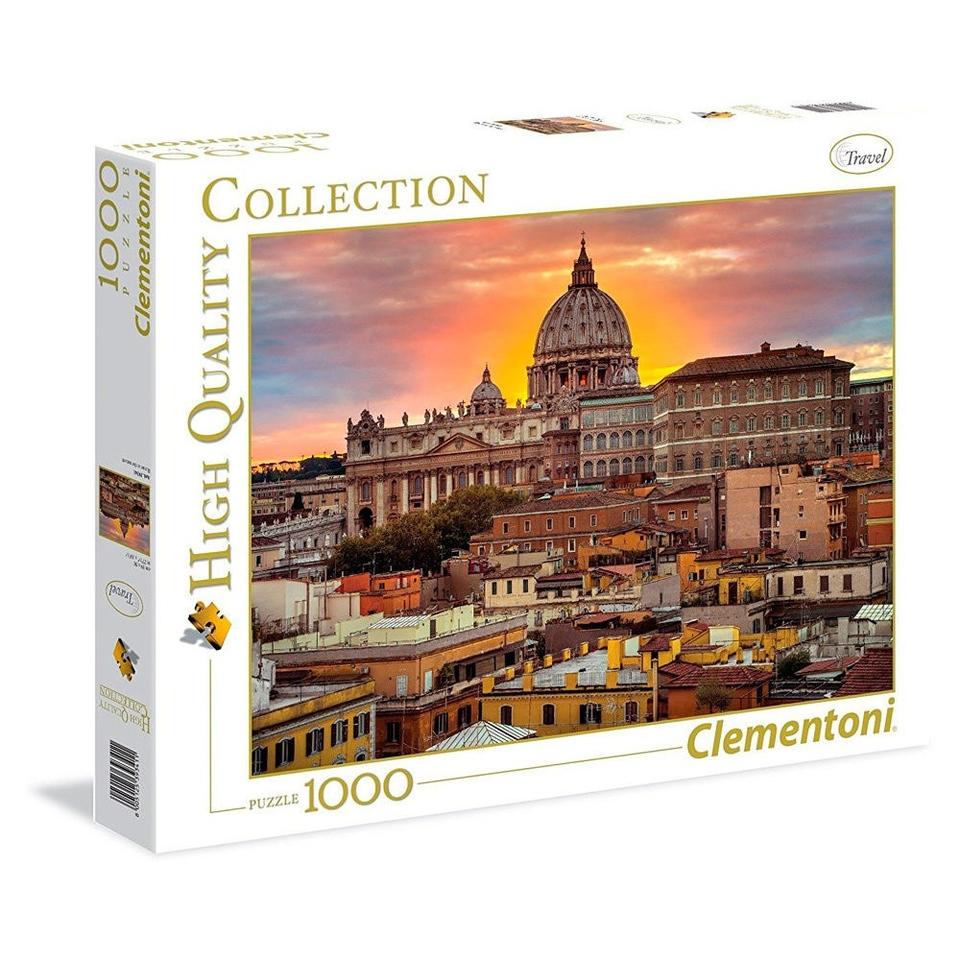 Clementoni Puzzle 1500 Rím