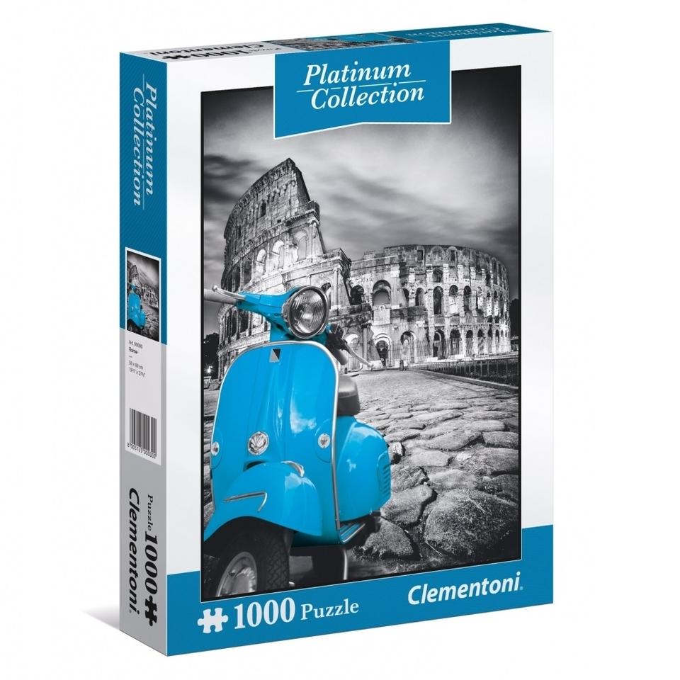 Clementoni puzzle 1000 Rím Koloseum
