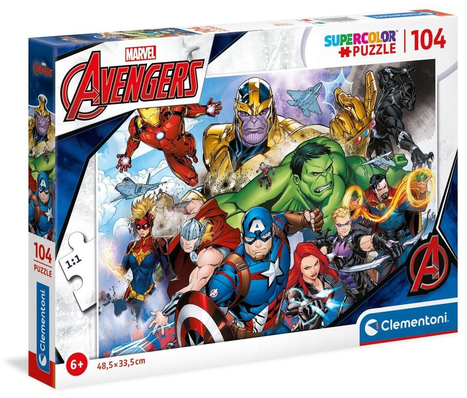 Clementoni Puzzle 104 Avengers