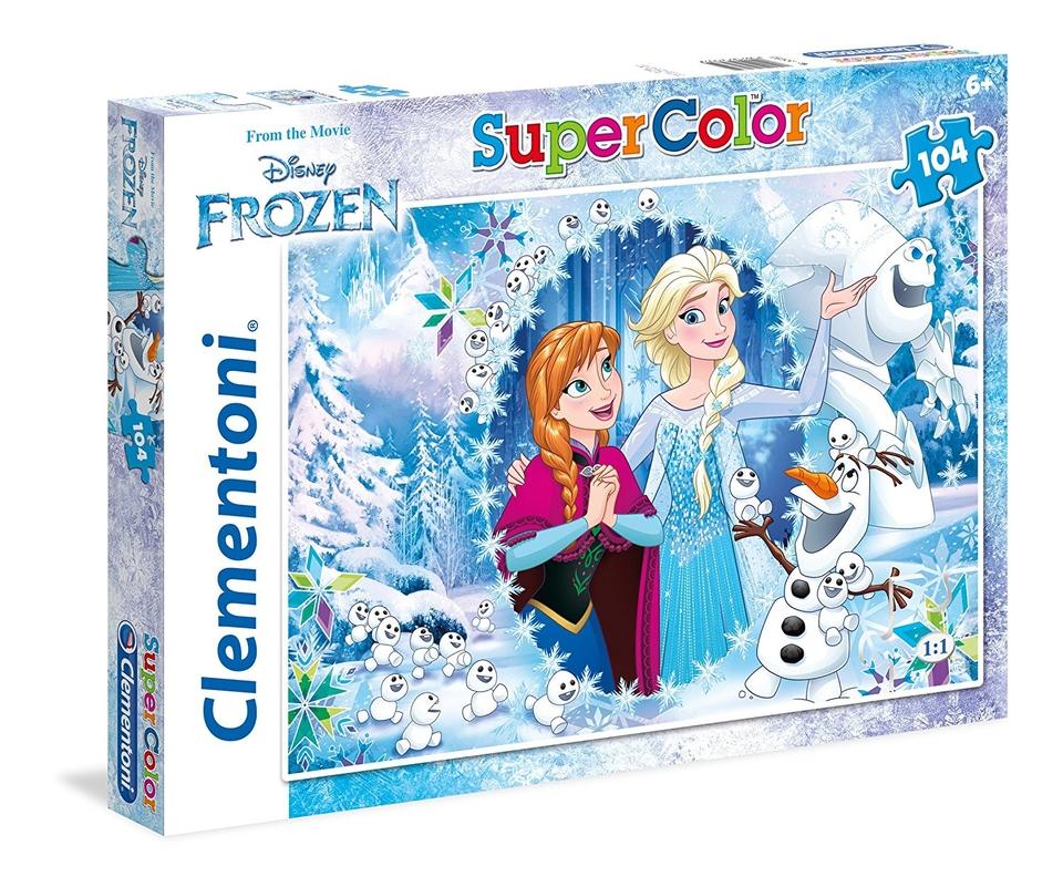 Clementoni puzzle 104 Frozen