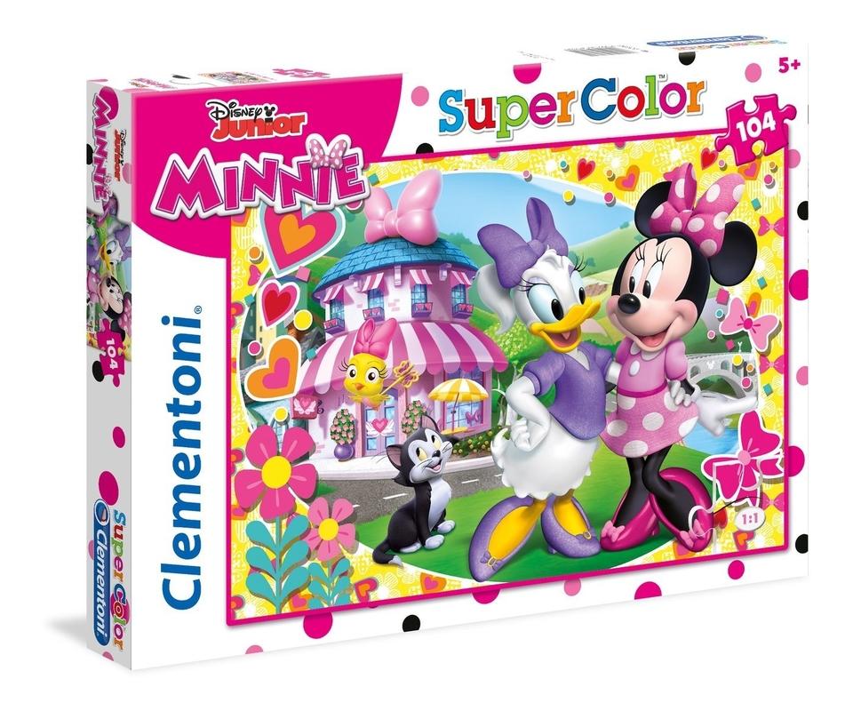 Clementoni Puzzle 104 Minnie