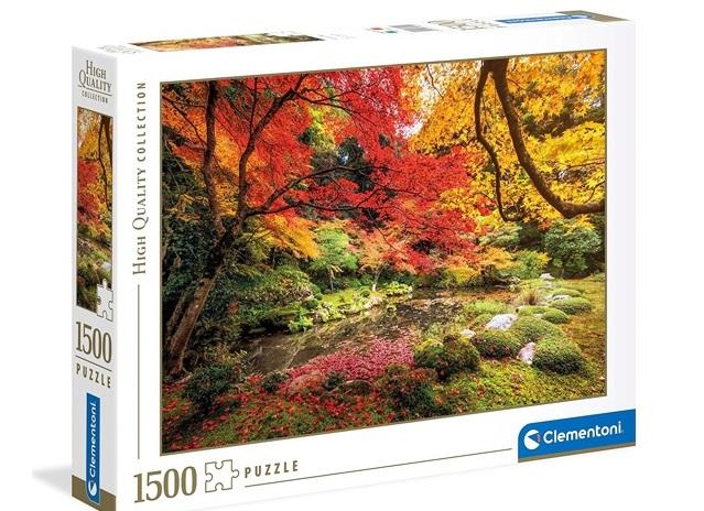 Clementoni Puzzle 1500 Jesenný park