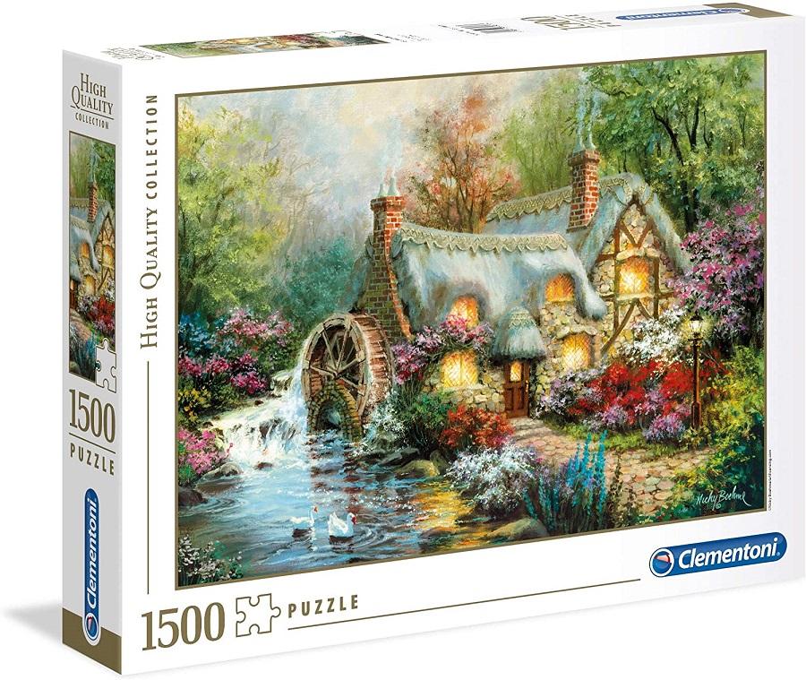 Clementoni Puzzle 1500 Starý mlyn