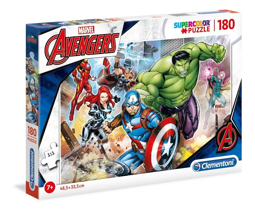 Clementoni Puzzle 180 Avengers
