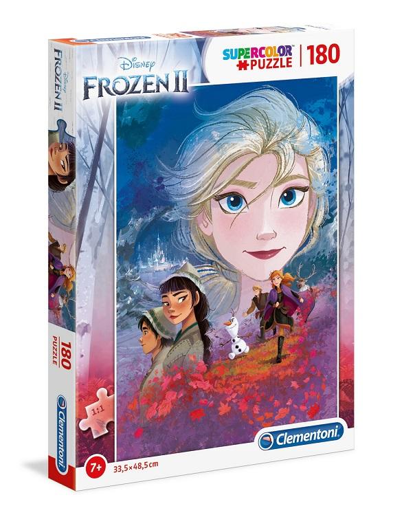 Clementoni Puzzle 180 Frozen 2
