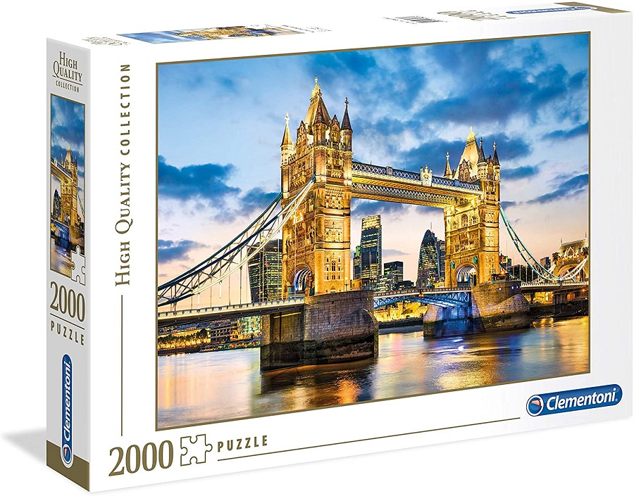 Clementoni Puzzle 2000 Tower Bridge