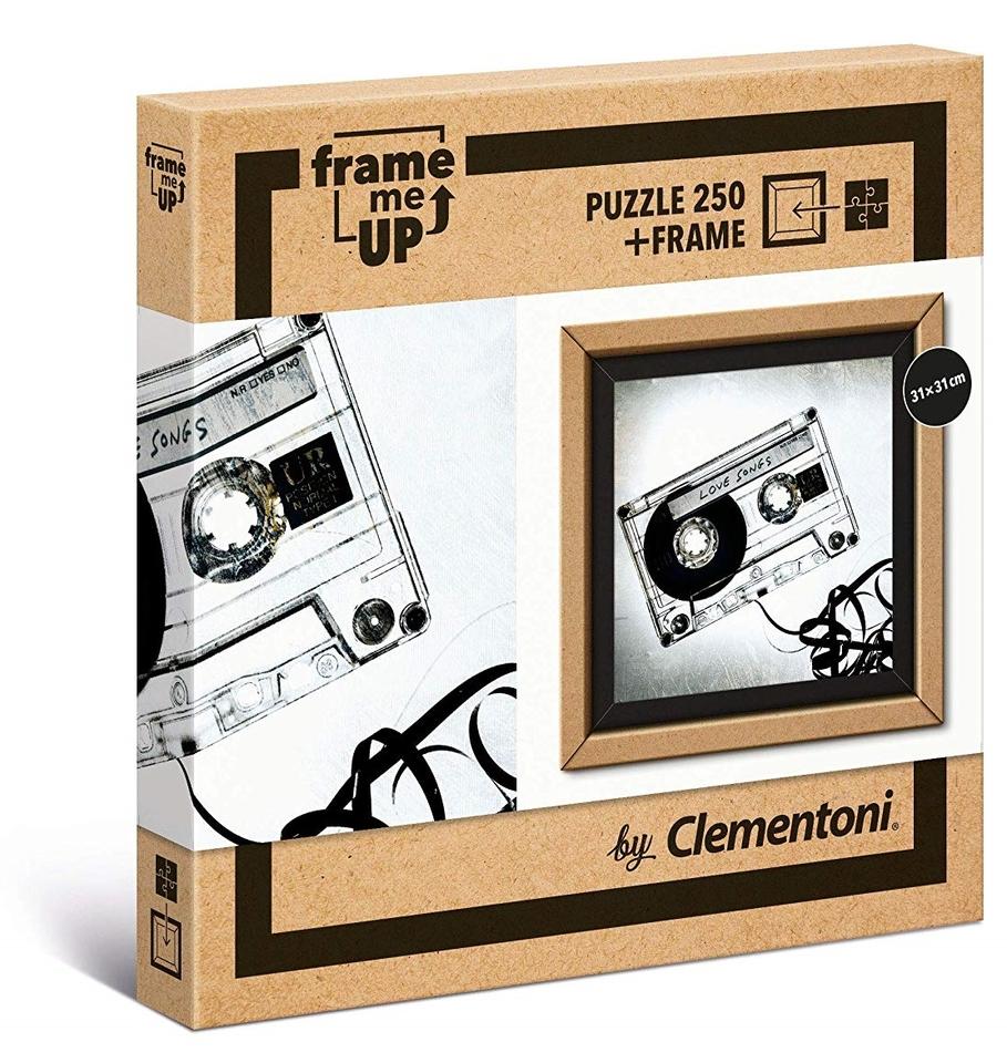 Clementoni Puzzle 250 Love Songs
