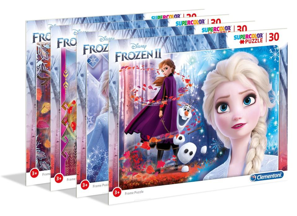 Clementoni puzzle 30 Frozen2