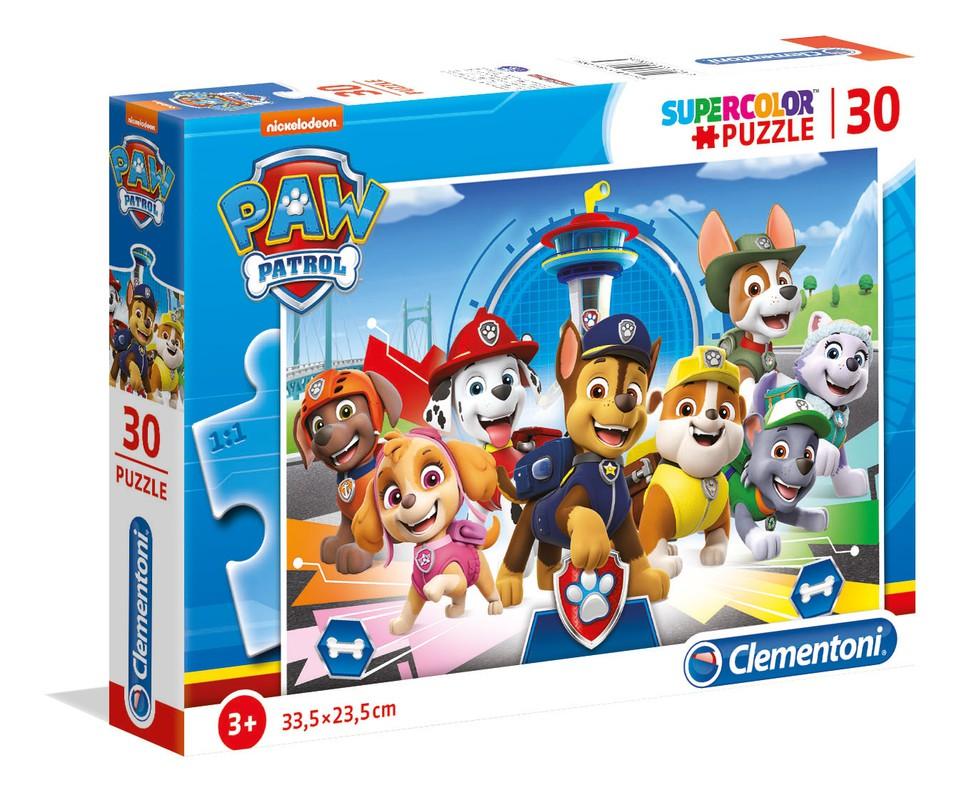 Clementoni Puzzle 30 Paw Patrol