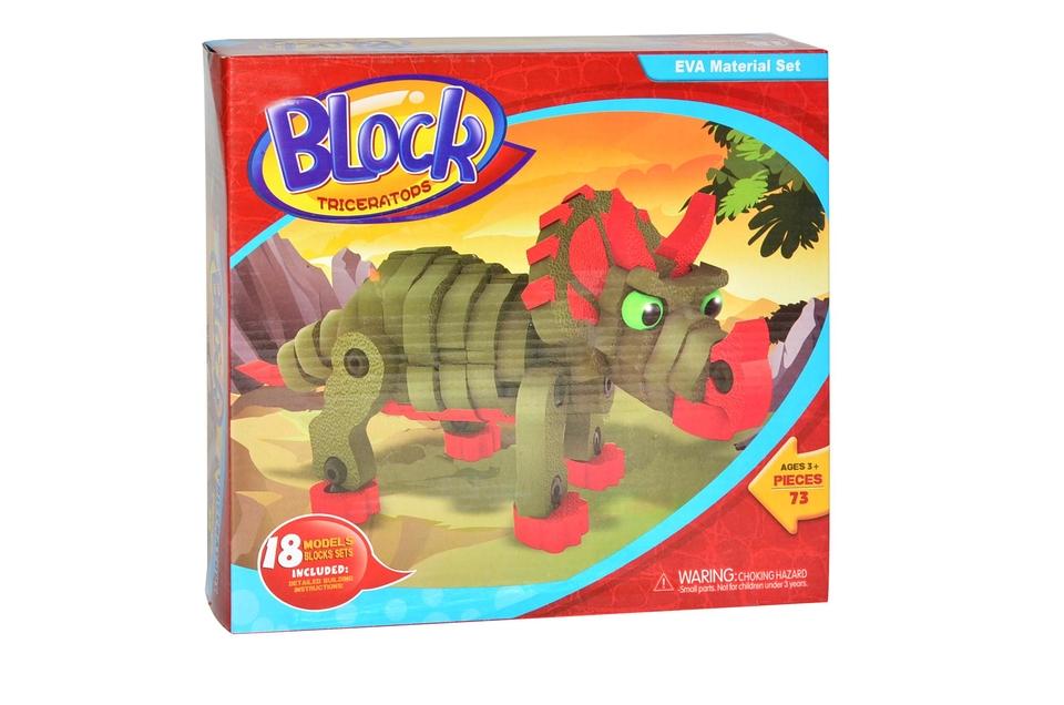 Puzzle 3D Dino
