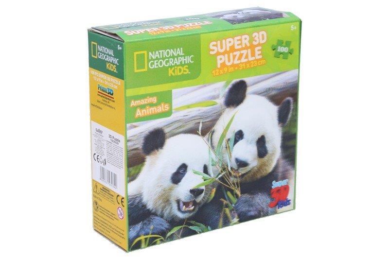Puzzle 3D Panda 100ks