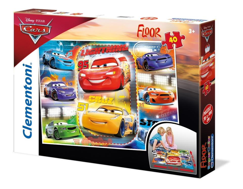 Clementoni puzzle 40 Cars