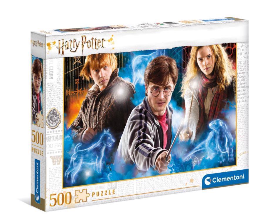 Clementoni Puzzle 500 Harry Potter