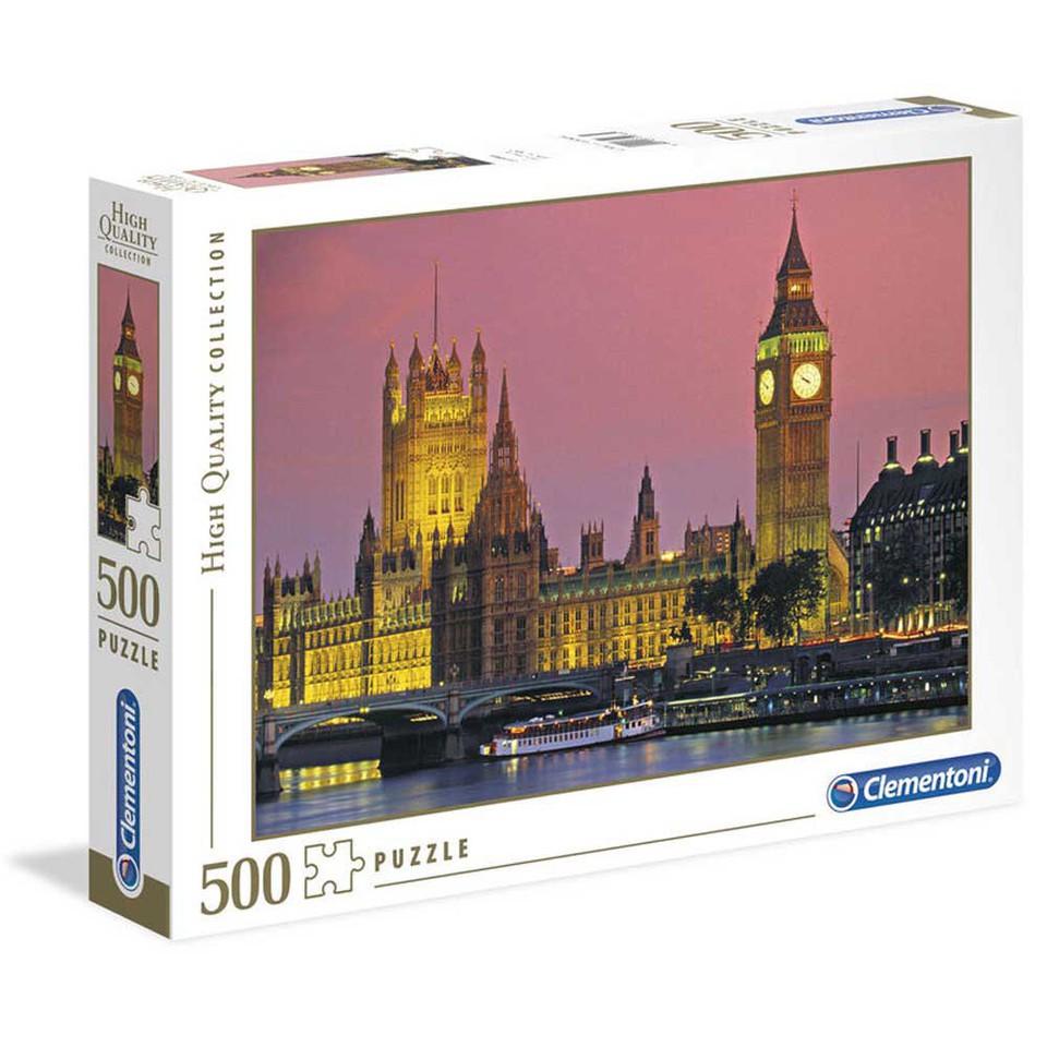 Clementoni Puzzle 500 Londýn