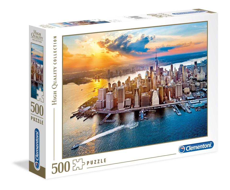 Clementoni Puzzle 500 New York