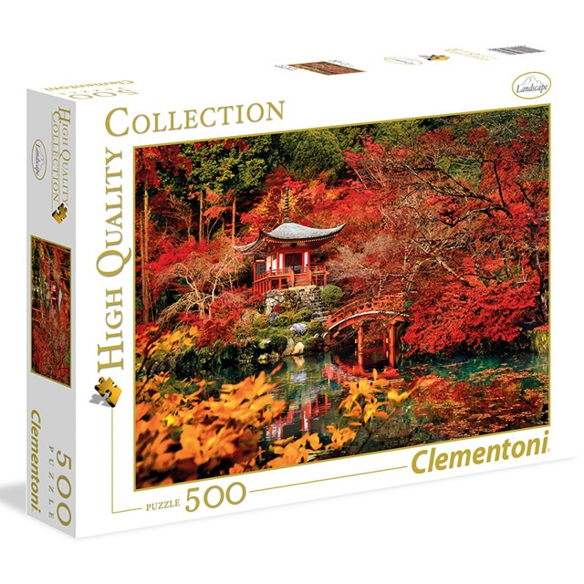 Clementoni Puzzle 500 Orient Dream