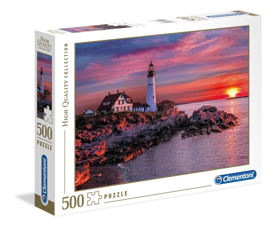 Clementoni Puzzle 500 Portland
