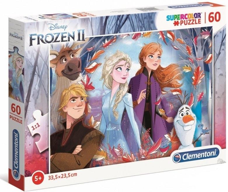 Puzzle Clementoni 60 Frozen2