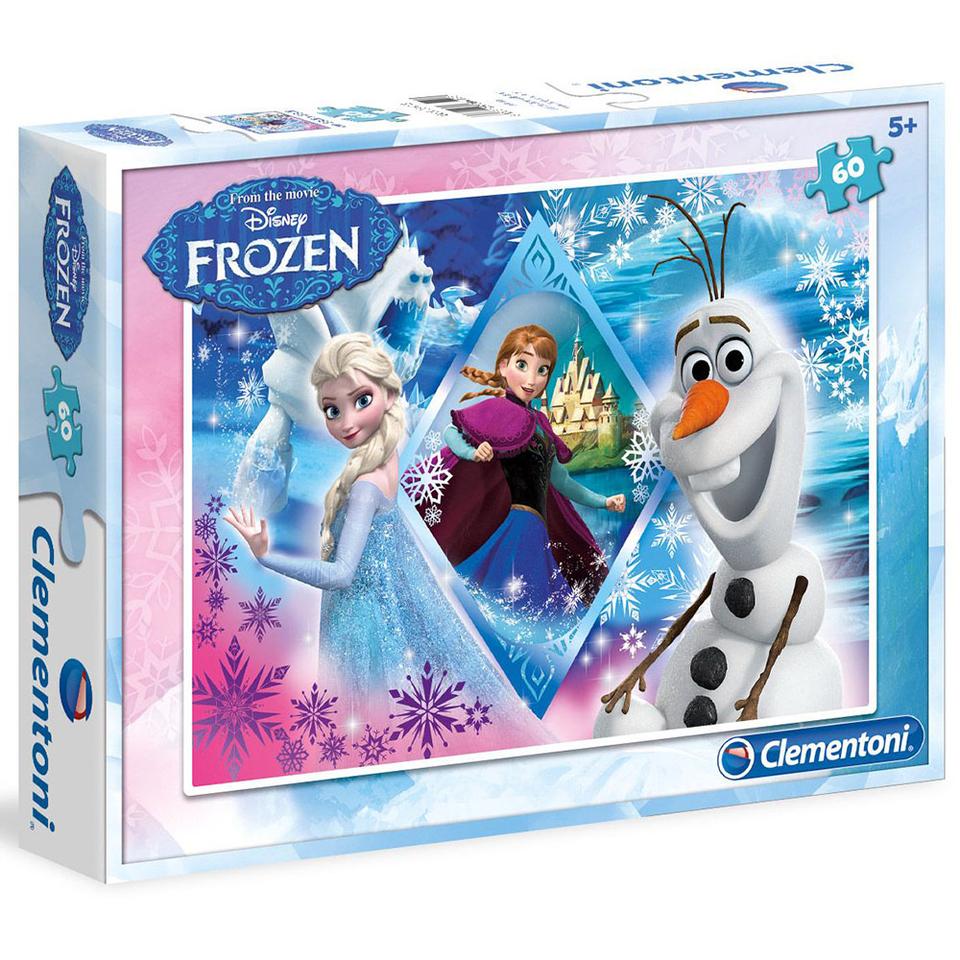 Clementoni puzzle 60 Frozen