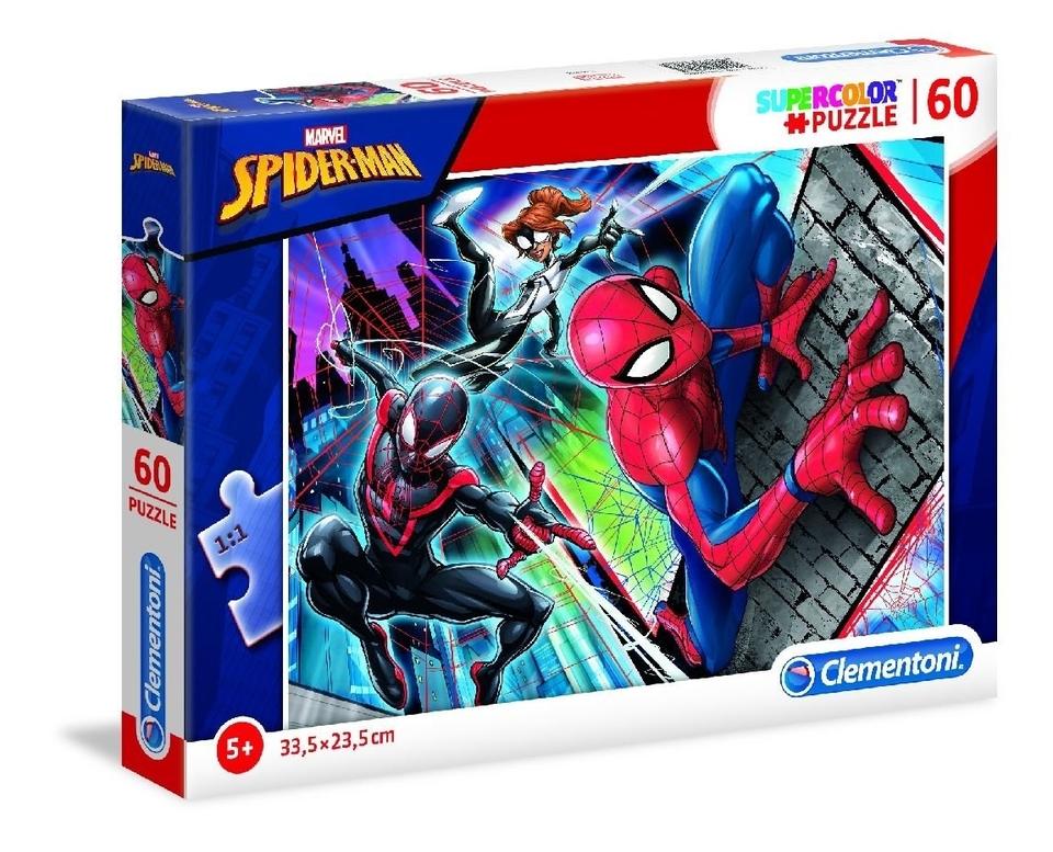 Clementoni Puzzle 60 Spiderman