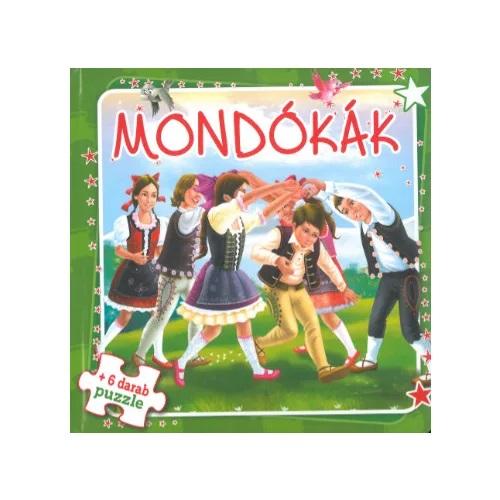 Mondókák - Szórakoztató puzzle (Maďarská verzia)