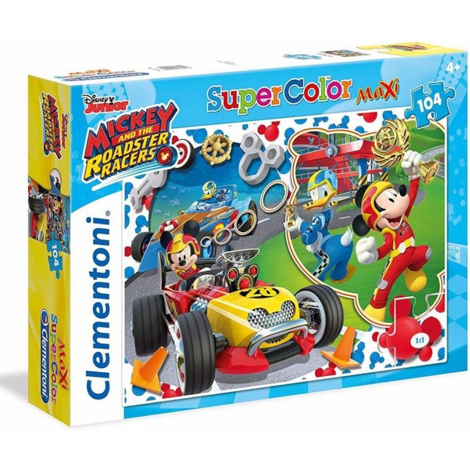 Clementoni Puzzle Maxi 104 Mickey