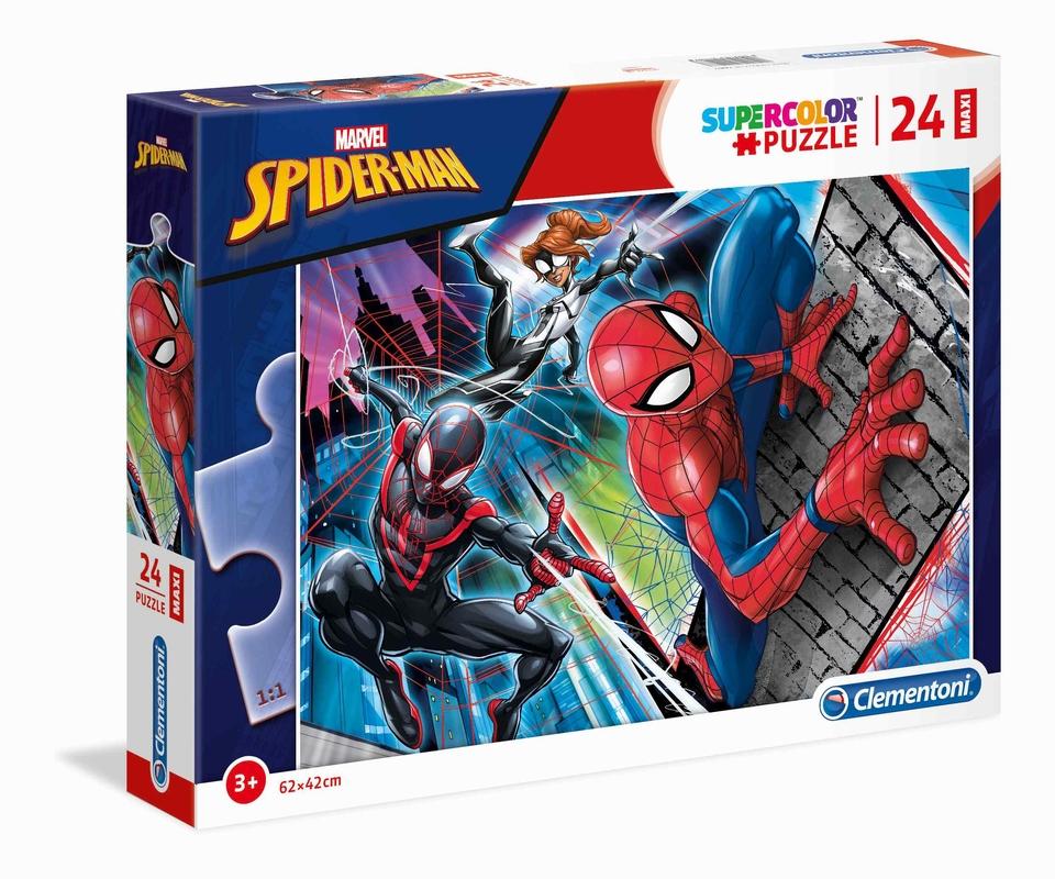 Clementoni Puzzle Maxi 24 Spider Man