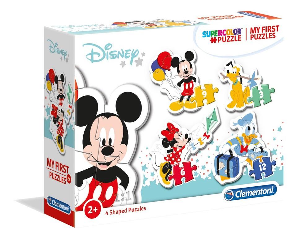 Clementoni Moje prvé puzzle Disney postavičky