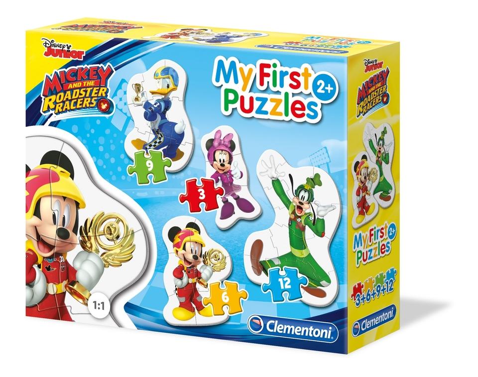 Clementoni Moje prvé puzzle Mickey mouse