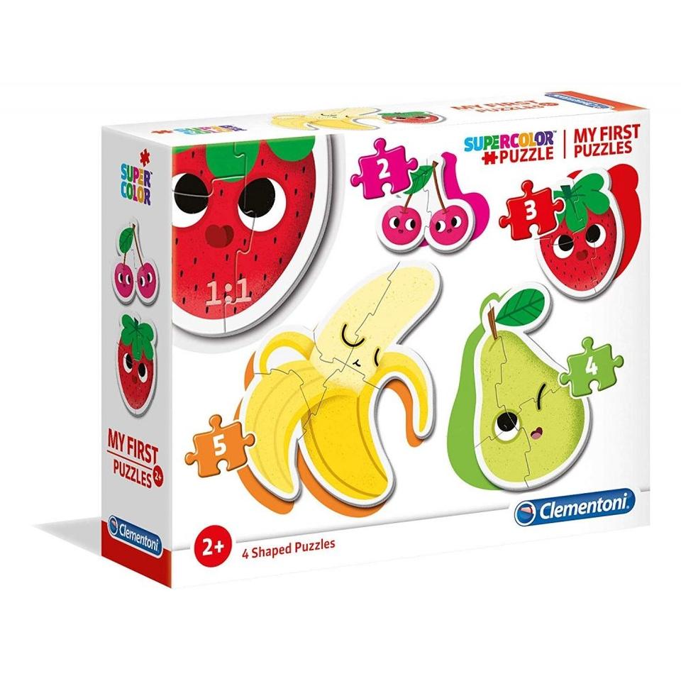 Clementoni Moje prvé puzzle Ovocie