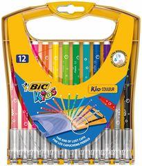 BIC Fixky zmývateľné 12ks