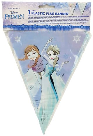 Girlanda Frozen 2,3m