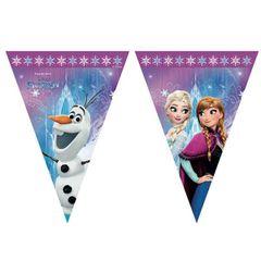 Vlajková girlanda Frozen North 2,3m