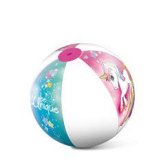Mondo Plážová lopta Jednorožec 50cm