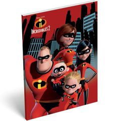 Notes A5 THE INCREDIBLES