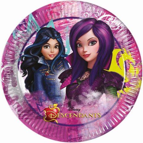 Taniere Disney Descendants 23cm 8ks