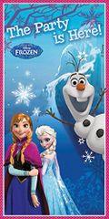 Plagát Frozen 28x17cm