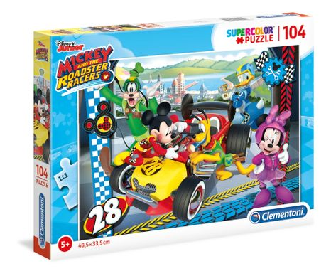 Clementoni Puzzle 104 Mickey Mouse