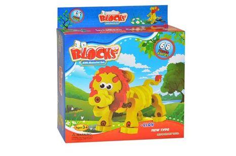 Puzzle 3D Lev