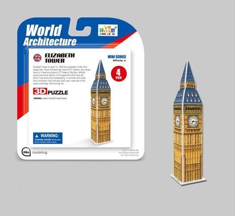 Puzzle 3D Mini Big Ben