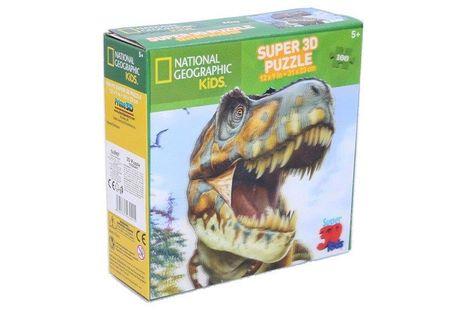 Puzzle 3D Tyranosaurus