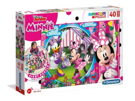 Clementoni puzzle 40 Minnie