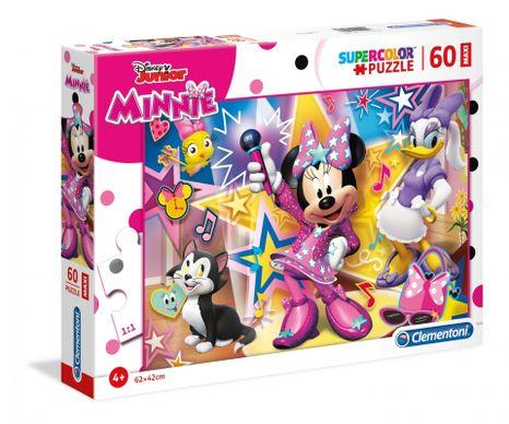 Clementoni puzzle maxi 60 Minnie