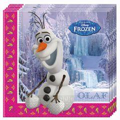 Servítky Olaf 33x33cm 20ks