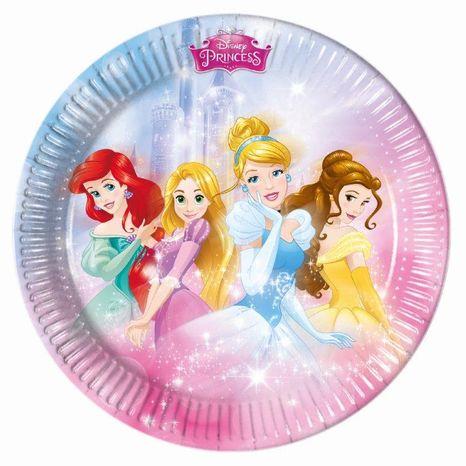 Taniere Princezná a čarovné príbehy 23cm 8ks