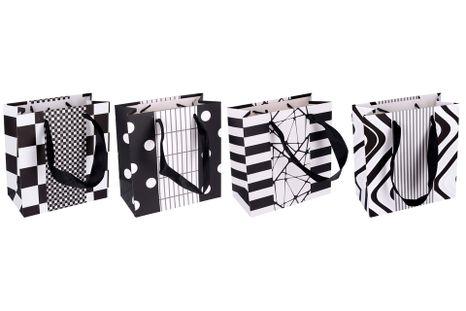 Darčeková taška tvary 14x7x15cm